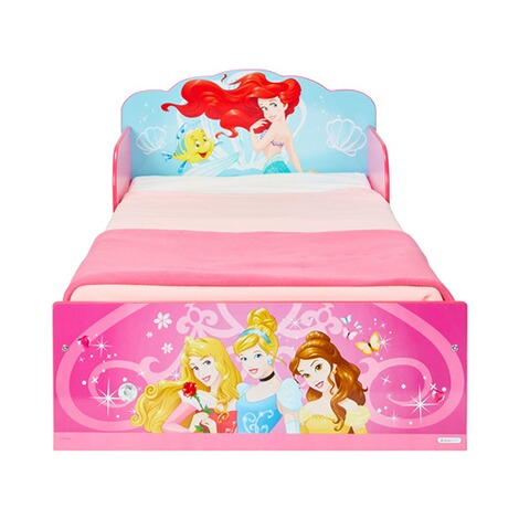 WORLDSAPART DISNEY PRINCESS Kinderbett Princess 70 x 140 cm 3