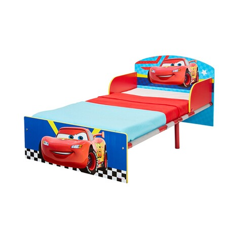WORLDSAPART DISNEY CARS Kinderbett Cars 70 x 140 cm 1