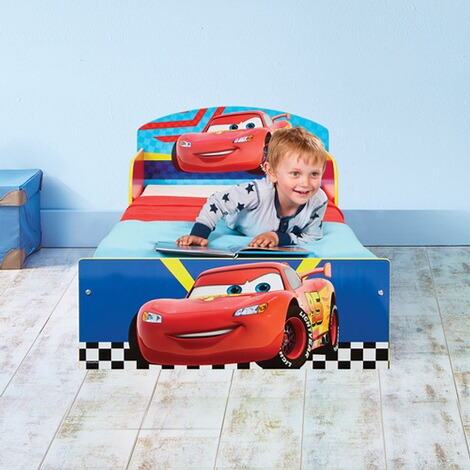 WORLDSAPART DISNEY CARS Kinderbett Cars 70 x 140 cm 4
