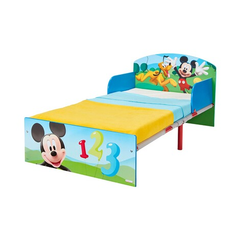 Worlds Apart DISNEY MICKEY MOUSE & FRIENDS Kinderbett Mickey 70 x 140 cm 1