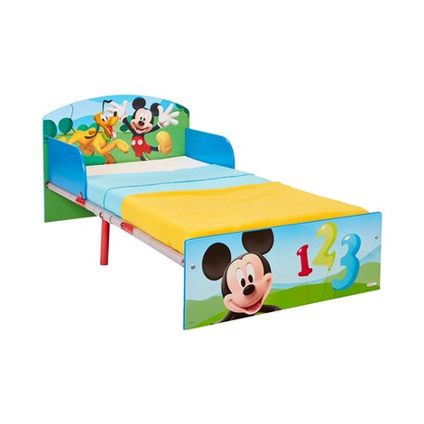 Worlds Apart DISNEY MICKEY MOUSE & FRIENDS Kinderbett Mickey 70 x 140 cm 2
