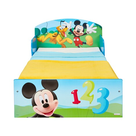 Worlds Apart DISNEY MICKEY MOUSE & FRIENDS Kinderbett Mickey 70 x 140 cm 3