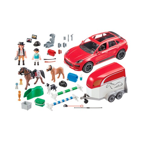 playmobil 9376 porsche macan gts online kaufen baby walz. Black Bedroom Furniture Sets. Home Design Ideas