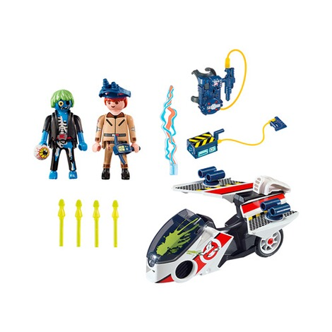 PLAYMOBIL® THE REAL GHOSTBUSTERS 9388 Stantz mit Flybike 2