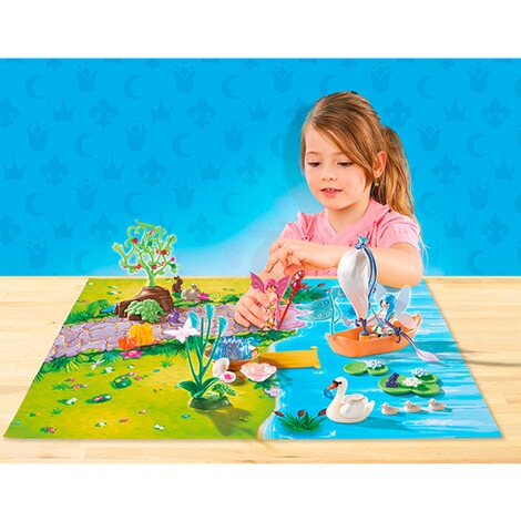 PLAYMOBIL® PLAY MAP 9330 Play Map Feenland 2