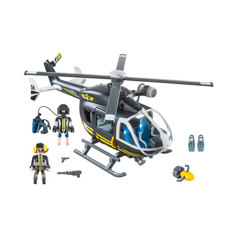 PLAYMOBIL® CITY ACTION 9363 SEK-Helikopter 2