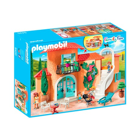 Playmobil® FAMILY FUN 9420 Sonnige Ferienvilla 1