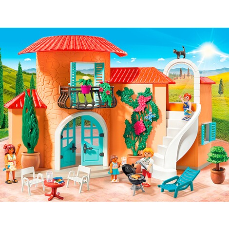 Playmobil® FAMILY FUN 9420 Sonnige Ferienvilla 3