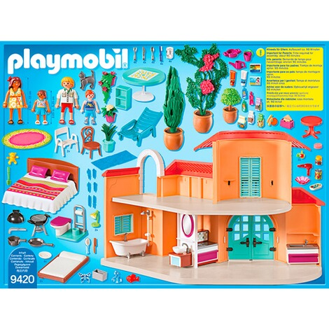 Playmobil® FAMILY FUN 9420 Sonnige Ferienvilla 4