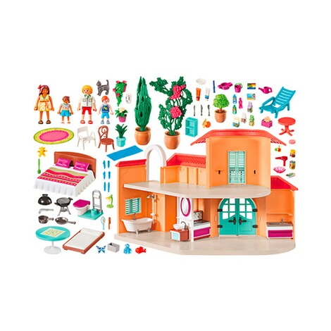 Playmobil® FAMILY FUN 9420 Sonnige Ferienvilla 2