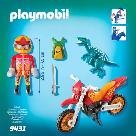 Playmobil® THE EXPLORERS 4