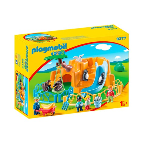 PLAYMOBIL® 1.2.3 9377 Zoo 1