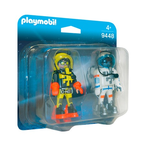 PLAYMOBIL®  9448 Duo Pack Space Heroes 1