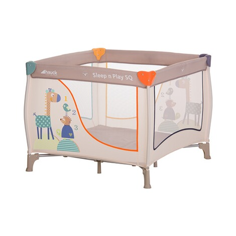 HAUCK  Sleep'n PlaySQ Laufgitter  Animals 1