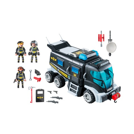 Playmobil®CITY ACTION9360 SEK-Truck mit Licht und Sound 2
