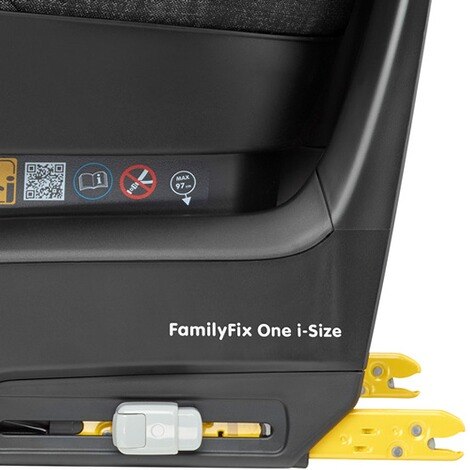 Maxi-Cosi  Isofix-Base FamilyFix One i-Size für Rock, Pearl Smart, Peal One i-Size 3