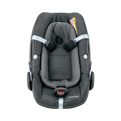 Maxi-Cosi  Pebble Plus i-Size Babyschale  triangle black 2