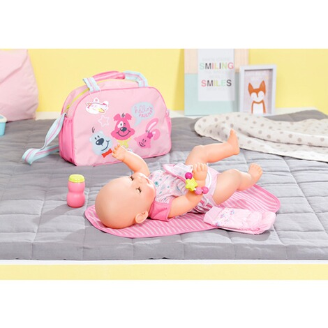 Zapf Creation BABY BORN Puppen-Wickeltasche 2