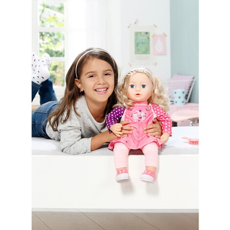 Zapf Creation BABY ANNABELL Puppe Sophia so Soft 43cm 4