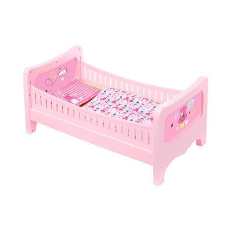 zapf baby born puppen bett mit kuschelbettzeug online kaufen baby walz. Black Bedroom Furniture Sets. Home Design Ideas