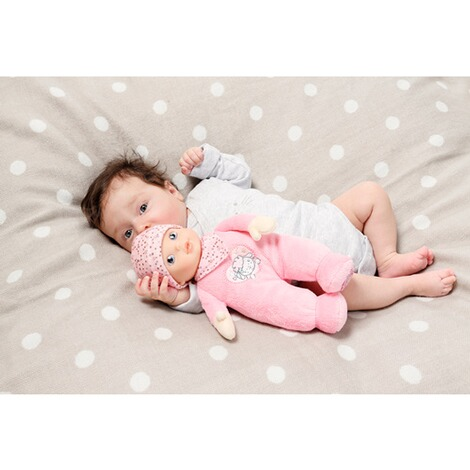 ZAPF MY FIRST BABY ANNABELL Puppe Baby Annabell® Newborn Heartbeat 30cm 4