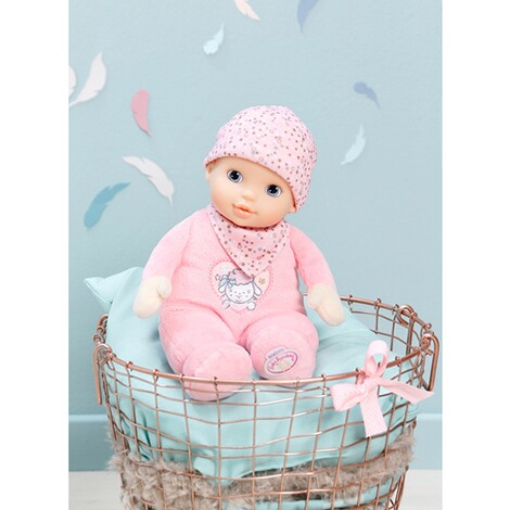 ZAPF MY FIRST BABY ANNABELL Puppe Baby Annabell® Newborn Heartbeat 30cm 6