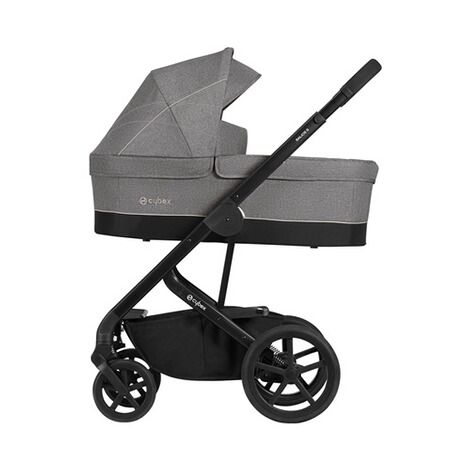 CYBEX GOLD Balios S Sportwagen Design 2018  Manhattan Grey 11
