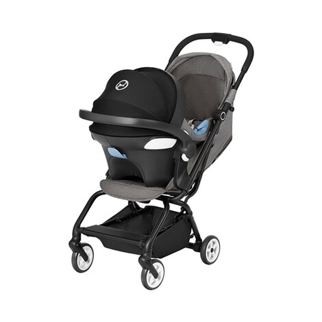CYBEX GOLD Eezy S Buggy mit Liegefunktion  Manhattan Grey 11