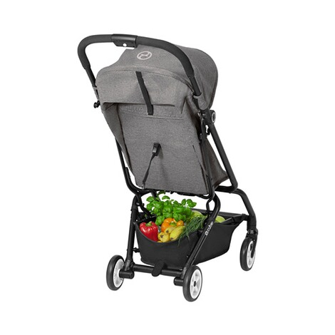 CYBEX GOLD Eezy S Buggy mit Liegefunktion  Manhattan Grey 8