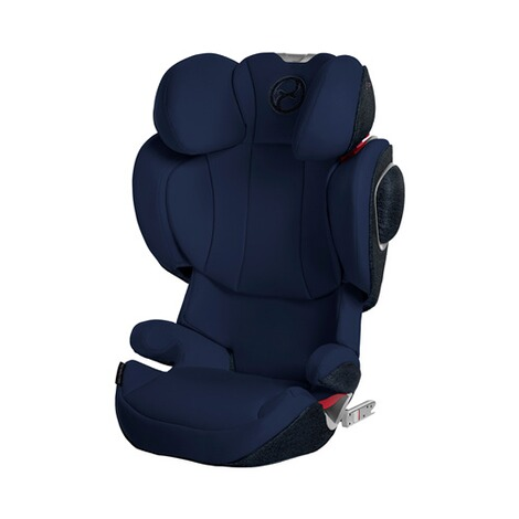 CYBEX PLATINUM Solution Z-Fix Kindersitz Desgin 2018  Midnight Blue 1