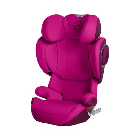 CYBEX PLATINUM Solution Z-Fix Kindersitz Desgin 2018  Passion Pink 1