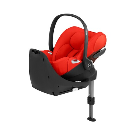 Cybex PLATINUM Cloud Z i-Size Babyschale mit Liegefunktion  Autumn Gold 7