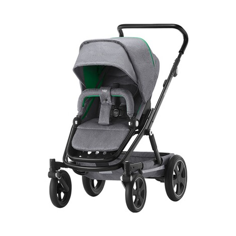 BRITAX RÖMER PREMIUM Go Big² Kinderwagen  Dynamic Grey 1