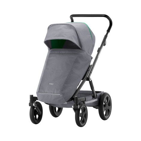 BRITAX RÖMER PREMIUM Go Big² Kinderwagen  Dynamic Grey 7