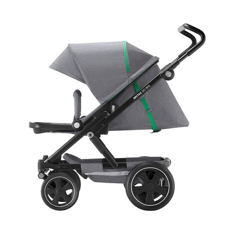 BRITAX RÖMER PREMIUM Go Big² Kinderwagen  Dynamic Grey 4