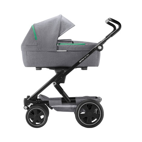 BRITAX RÖMER PREMIUM Go Big² Kinderwagen  Dynamic Grey 6