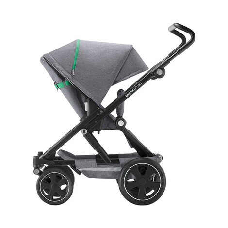 BRITAX RÖMER PREMIUM Go Big² Kinderwagen  Dynamic Grey 5