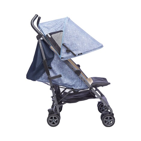 EASYWALKER  Buggy Mickey mit Liegefunktion  Micro 4