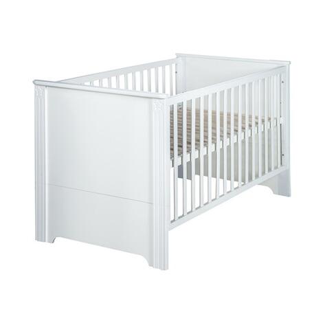 roba babybett maxi 70x140 cm online kaufen baby walz. Black Bedroom Furniture Sets. Home Design Ideas