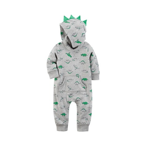 CARTER´S  Sweat-Overall Dinos 1