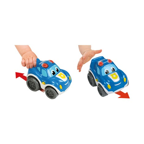 CLEMENTONI BABY Polizeiauto Lights & Sounds 3