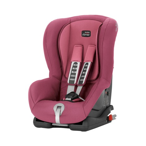 Britax Römer  Duo Plus Kindersitz  wine rose 1