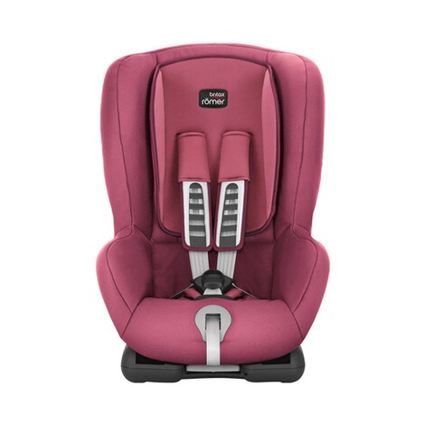 Britax Römer  Duo Plus Kindersitz  wine rose 2