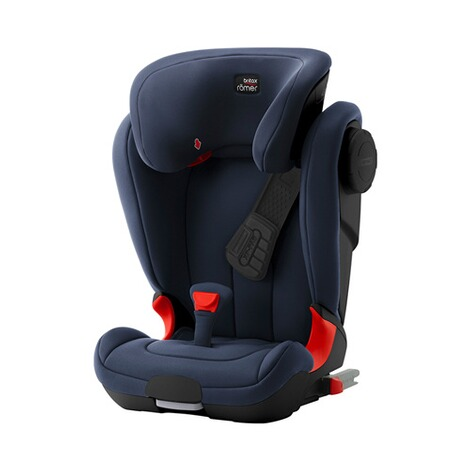 Britax Römer  Kidfix II XP SICT Kindersitz  Black Series moonlight blue 1