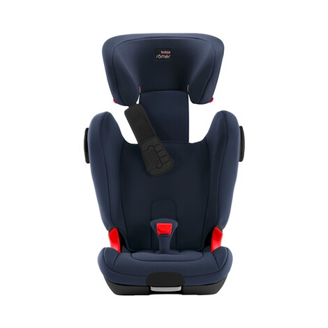 Britax Römer  Kidfix II XP SICT Kindersitz  Black Series moonlight blue 3