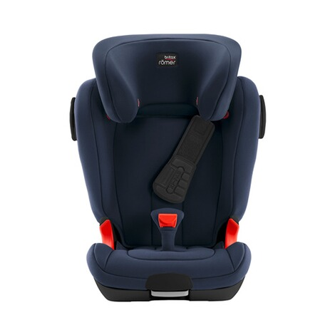 Britax Römer  Kidfix II XP SICT Kindersitz  Black Series moonlight blue 2