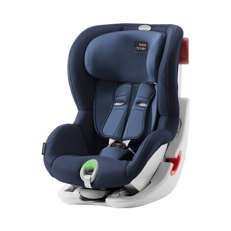 BRITAX RÖMER PREMIUM King II ATS Kindersitz  Moonlight Blue 1