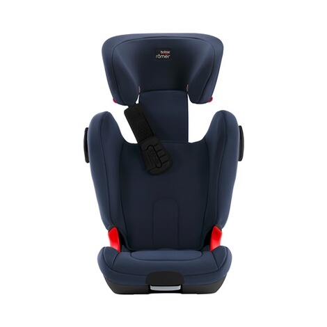 BRITAX RÖMER  Kidfix XP SICT Kindersitz  Black Series Moonlight Blue 3