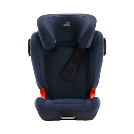 BRITAX RÖMER  Kidfix XP SICT Kindersitz  Black Series Moonlight Blue 2