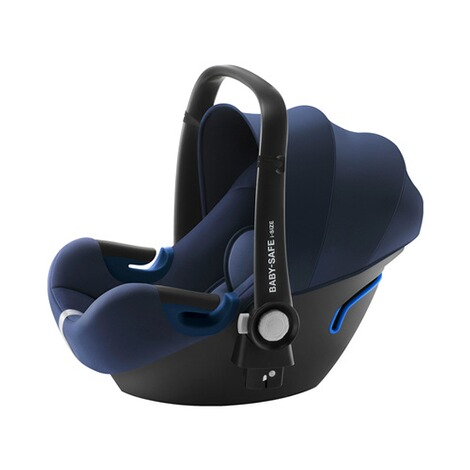 BRITAX RÖMER PREMIUM Baby-Safe² i-Size Babyschale Design 2018  Moonlight Blue 2